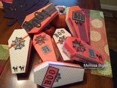 Crafty Papercrafters: Artiste Coffins!!  Loving CTMH Cricut Cartridges!  Melissa Bigler - Close to my Heart Consultant http://www.melissabigler.ctmh.com/ http://www.craftypapercrafters.blogspot.com/