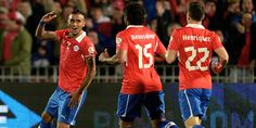 'Chile Could Make Spain Suffer' - http://www.technologyka.com/sports/football/chile-could-make-spain-suffer.php/7774771 -    Players berselebrasi while Chile beat Venezuela. © AFP     technologyka   –  Spain  Chile will face   in a friendly match will be held tonight (11/09) in Geneva, Switzerland. Despite his status just a game eksehibisi,  tactician  Vicente Del Bosque   confirmed that  La Furia Roja  have...
