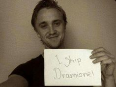 Even Draco ships it!!