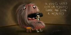Puro Pelo Lion Sculpture, Statue, Drawings, Painting, Spanish Quotes, Funny, Hair, Frases, Crazy Hair