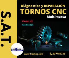 Reparación de tornos cnc y centros de mecanizado Cnc, Study, School, Movie Posters, Tech Support, Studio, Film Poster, Popcorn Posters, Investigations