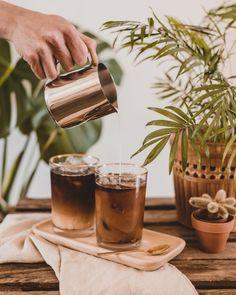 Iced Coconut Coffee