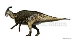 Charonosaurus by Olorotitan.deviantart.com on @DeviantArt