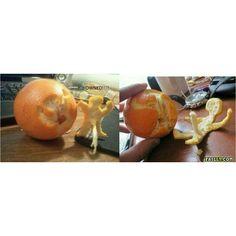 Orange you happy to see me