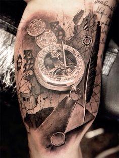 Matteo Pasqualin - Compass