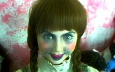How To: Annabelle Doll Makeup