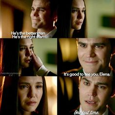 - {TVD • 8.16} Do you think Damon is the better man?  This had me sobbing!!! - I've decided to start editing again. I forgot how much I loved it ❤