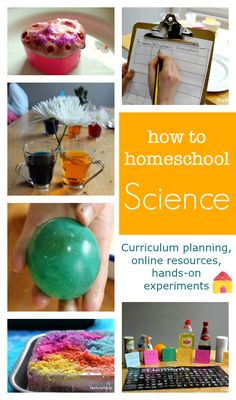 How to homeschool science :: easy science experiments for children :: science fair projects :: kitchen science experiments
