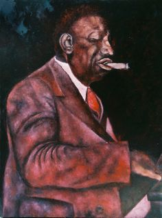 Jimmy Rushing music @ All About Jazz All About Jazz, Cigar Art, Cigar Room, Cigars And Whiskey, Let's Have Fun, Smoke Shops, Cigar Boxes, Jazz Musicians, Cigar Smoking