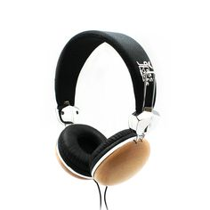I love the iWave Audio Grass Roots Headphones from LittleBlackBag