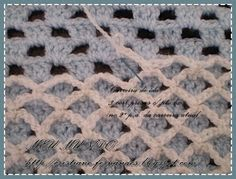Interesting free crochet tutorial