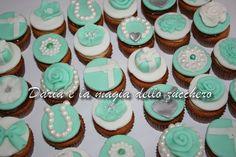 #minicupcakes Tiffany #Tiffany cupcakes #Tiffany