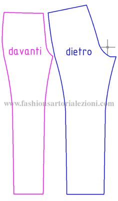 COSTRUZIONE PASSO PER PASSO NEL SITO Bag Patterns To Sew, Sewing Patterns Free, Clothing Patterns, Dress Patterns, Dress Tutorials, Sewing Tutorials, Art And Hobby, Sewing Pants, Felt Dolls