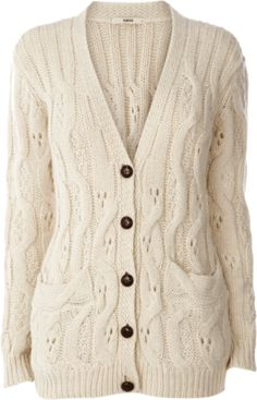 I have this AE boyfriend cardigan in charcoal grey, it's so warm and comfortable.