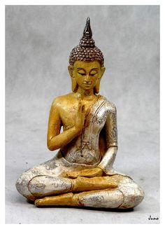 OM by =JunobyJuno       Om mani padme hum - ओं मणिपद्मे हूं     Om Mani Padme Hum, out loud or silently to oneself, invokes the powerful benevolent attention and blessings of Chenrezig, the embodiment of compassion.    The Meaning of the Mantra   in Tibetan Buddhism - [link]