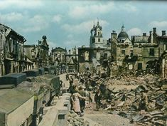 Eastern Front in Color Photos, 1942
