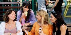 """Sorti en 2006, """"Comme t'y es belle!"""" raconte l'histoire de quatre amies juives séfarades. Marie Claire, Sunglasses Women, Culture, Comme, Style, Relationships Love, Cult Movies, Swag"""