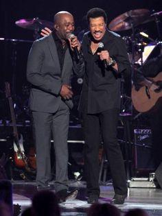 Lionel Richie (with Darius Rucker)