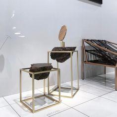 Milan Design Week 2017, Stool, Studio, Mirror, Amp, Instagram Posts, Table, Furniture, Home Decor