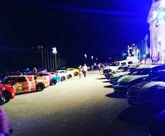 Night Riders 1/4 Gumball 3000, Night