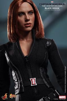 Black Widow figure.