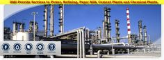 DMI provide quality, integrity, reliability & exceptional services to #power #refining #papermill #chemicalindustries