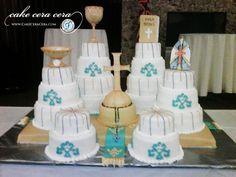 Church Celebration Cake  by Cake Cera Cera www.CakeCeraCera.com