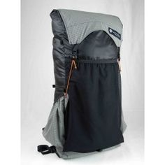 Murmur Hyperlight Backpack for ultralight backpacking - weighs just 10.1 oz with a 36L capacity.