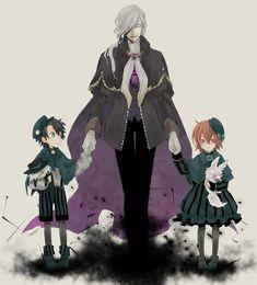 ぐだ男 × 巌窟王 エドモン・ダンテス × ぐだ子【Fate/Grand Order】Gudao × Edmond Dantes × Gudako