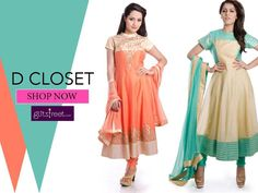 The USP of D Closet is 'versatility'. The collection comprises of Pret, Diffusion to Couture, offering a wide range of women's wear Shop at -http://goo.gl/okaknn