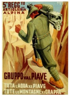 """Italian WW2  """"Mountain troops"""""""