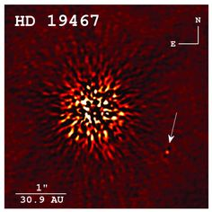 A team of researchers led by Justin R. Crepp, the Freimann Assistant Professor of Physics at the University of Notre Dame, has directly imaged a very rare type of brown dwarf that can serve as a benchmark for studying objects with masses that lie between stars and planets. Their paper on the discovery was published recently in Astrophysical Journal.    Read more at: http://phys.org/news/2014-01-scientists-image-brown-dwarf-keck.html#jCp