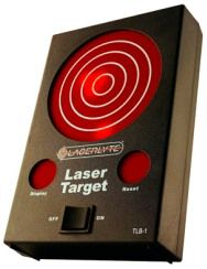 Packing Pretty <3s tools that make your dryfire practice more effective! Check out this Laser Target (Laserlyte) and other dry-fire tools at Armed in Heels.