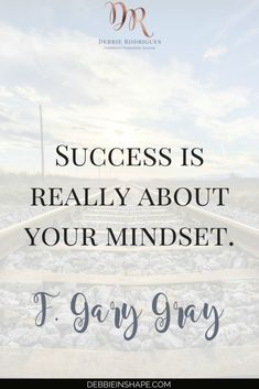 Develop the right mindset for successful planning. Join the 52-Week Challenge For A More Productive You today. Receive all the support, motivation, and accountability you need to create space in your schedule for the things you love. #productivity #confidence #success #journaling #planning #quote