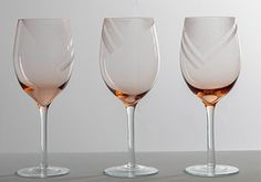 Craft Painting - Wine Glass Etching DIY
