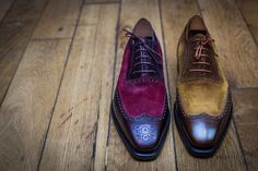 Sprezzatura-Eleganza | parisiangentleman: Today's men's shoe review (#50...
