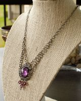 Steampunk and Victorian Necklaces by Faire Treasures