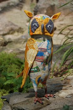 new owl from Abby Glassenberg