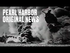 Original Pearl Harbor News Footage - YouTube