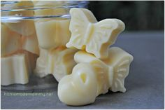DIY bug repellent lotion bars. Might be safer for baby than traditional sprays.