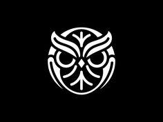 O / Owl / Logoazbyka