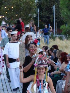 Thessaloniki, Catwalk, Upcycle, Captain Hat, Hats, Dresses, Design, Fashion, Gowns