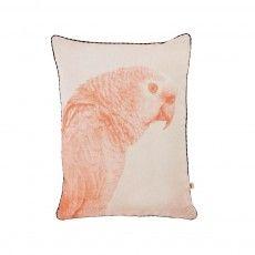 Rio Small Peach Cushion - Bonnie and Neil