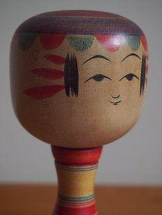Kamata Bunichi 鎌田文市 (1900-1984), Master Kan-nai Sato / Sakuta Sakaeri, 24.2 cm (around 1965), 3/4 face