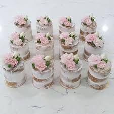 Resultado de imagen para mini naked cakes
