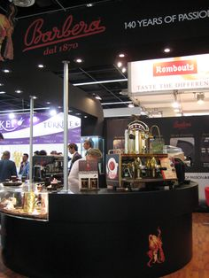 CAFFE BARBERA USA