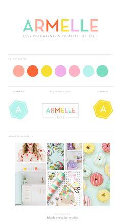 Branding & Website Design for Creative Women Branding Kit, Branding Design, Branding Ideas, Branding Website, Web Design, Graphic Design, Design Graphique, Brand Board, Logo Color