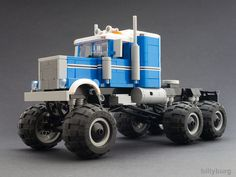 Lego Monster Truck