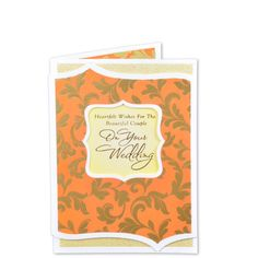 """Heartfelt Wishes For Beautiful Couple Heartfelt Wishes For The Beautiful Couple On Your Wedding. As you two tie the knot, here's wishing you a """"together, forever""""... Together... May you see all your plans and special dreams coming true. Forever... May the love you share bring happiness to you. 