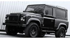 Tuning : Land Rover Defender par Kahn Design